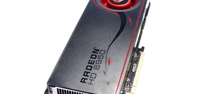 Pregled AMD Radeon HD 6950