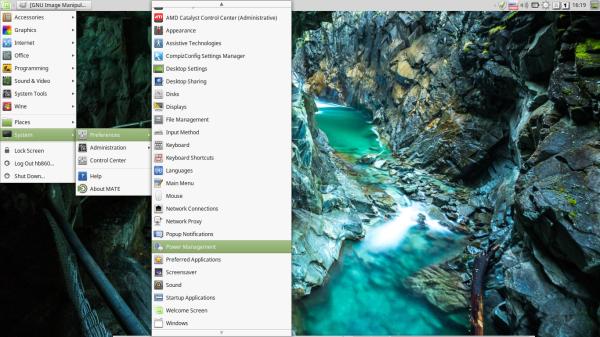 Kako postaviti zadanu razinu svjetline u izdanju Linux Mint MATE