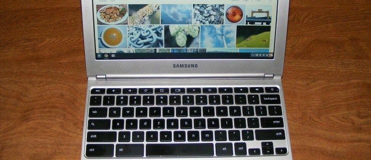Jak obnovit tovární nastavení Chromebooku [listopad 2020]