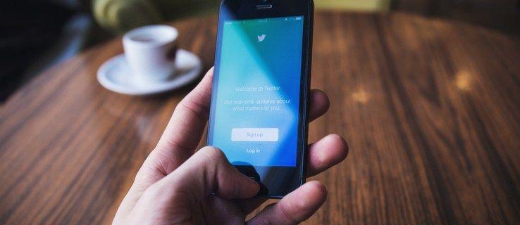 Como excluir todos os tweets