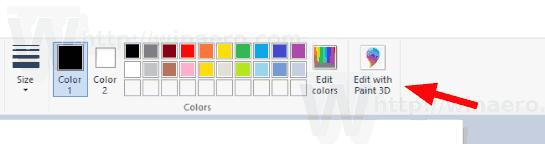 Microsoft met à jour Paint avec de nouvelles fonctionnalités d'accessibilité