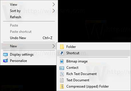 Stvorite prečac za tekstualne usluge i jezike unosa u sustavu Windows 10