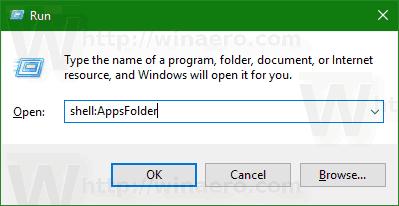"""""""Windows 10"""" sukurkite """"Store"""" programos darbalaukio nuorodą"""