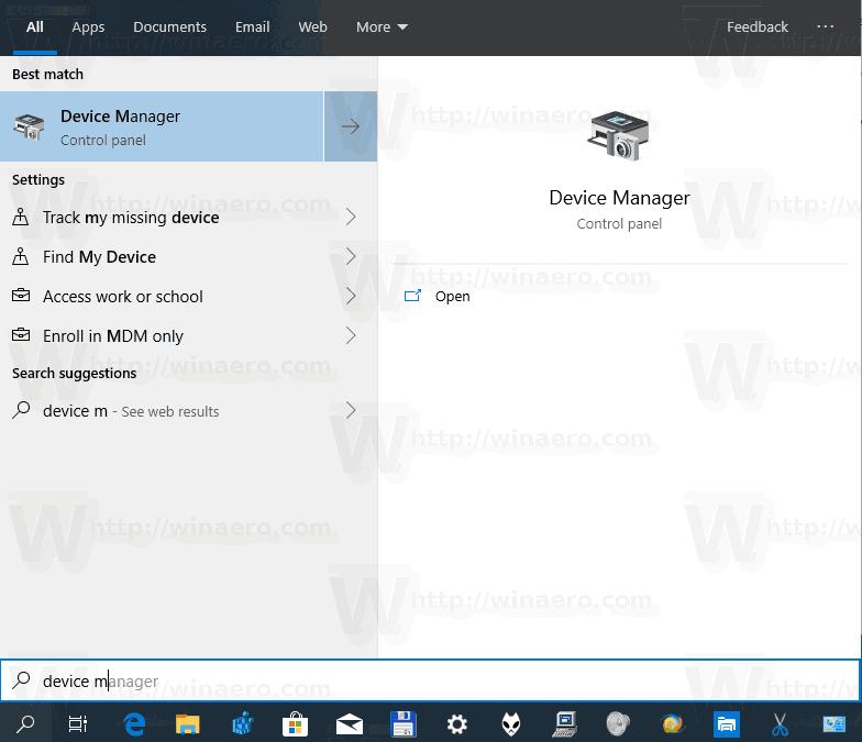 Indizieren Sie verschlüsselte Dateien in Windows 10