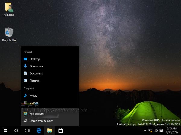 Jak wyczyścić listy skoków w systemie Windows 10
