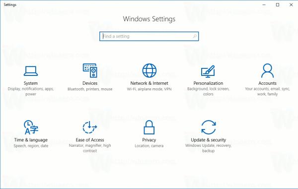Empêcher les applications d'accéder à la caméra dans Windows 10