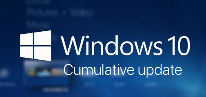 Cumulative Updates para sa Windows 10, August 11, 2020