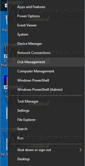 Créer un nouveau fichier VHD ou VHDX dans Windows 10